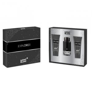 Montblanc Explorer Eau De Perfume Spray 100ml Set 3 Parti 2020