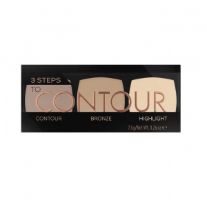 Catrice 3 Steps To Contour Palette 010 7,5g