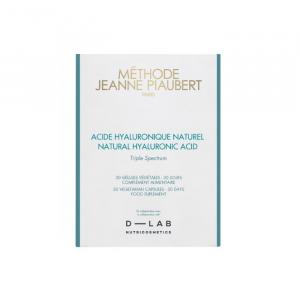 Jeanne Piaubert Natural Hyalluronic Acid 30 Capsules
