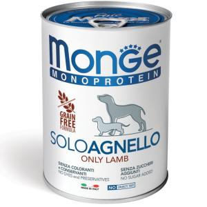 MONGE MONOPROTEICO SOLO 400GR - 6pezzi