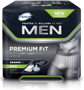 Tena Men Premium Fit M 10Pz