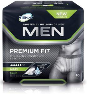 Tena Men Premium Fit M 10Pz