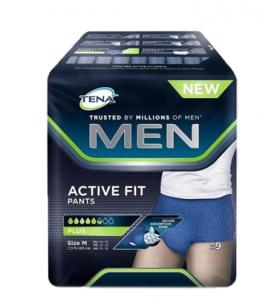 Tena Men Active Fit M 9Pz