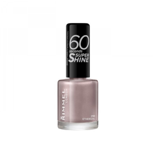 Rimmel London 60 Seconds Super Shine Nail Lacquer 801 Ethereal