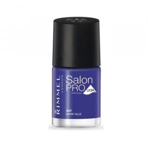 Rimmel London Salon Pro With Lycra 447 Barmy Blue 12ml