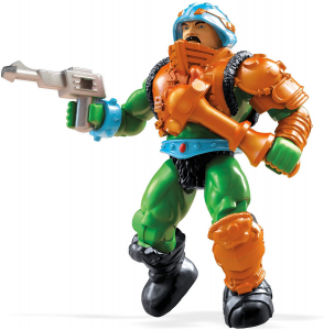 Masters of the Universe - Mega Construx: MAN-AT-ARMS by Mattel