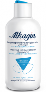 Alkagin Detergente protettivo a ph fisiologico 400ml