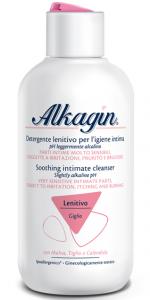 Alkagin Detergente Lenitivo a pH leggermente alcalino 400ml