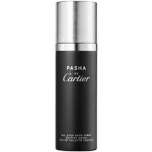 Cartier Pasha Ed Noire Body Spray 100ml
