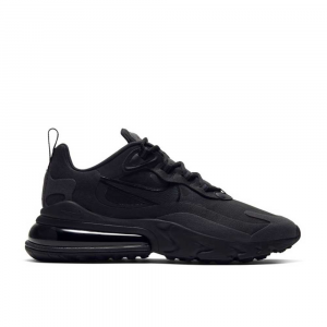 Nike Air Max 270 React Black da Uomo