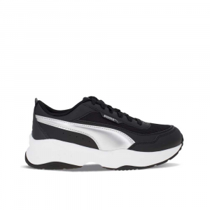 Puma Cilia Mode Metallic Silver Black da Donna