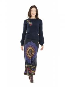 Gonne stile etnico | Abbigliamento donna invernale online