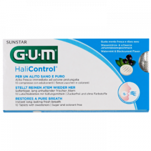 Compresse Gum® Halicontrol™ 10 Compresse