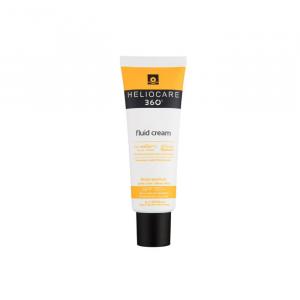 Heliocare 360 Spf50+ Fluid Cream Face 50ml