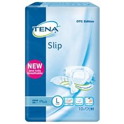 Tena Slip Plus L 10 Pz