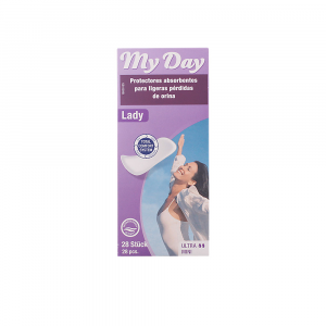 My Day Protector Incontinencia Ultra Mini 28 Uds