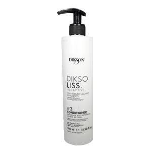 Dikson Diksoliss Anti-Frizz Treatment N3 500ml