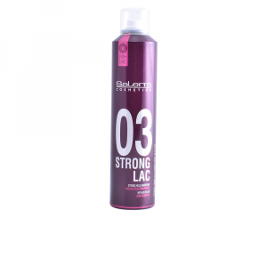 Salerm Cosmetics Strong Lac 03 Strong Hold Spray 405ml