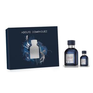 Adolfo Dominguez Agua Fresca Extreme Eau De Toilette 120ml Eau De Toilette 30ml Spray