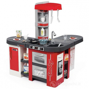 SMOBY CUCINA TEFAL STUDIO XXL BUBBLE KITCHEN 311025