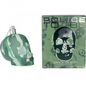 Police to Be Camouflage Men Edt 125ml