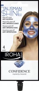 Iroha Nature Iroha Talisman Shine Confidence Deep Cleanser Peel Off 25ml