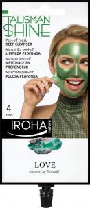 Iroha Nature Iroha Talisman Shine Love Deep Cleanser Peel Off 25ml
