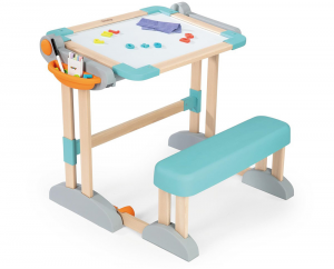 SMOBY SCRIVANIA/TAVOLO 2 IN 1 - MODULO SPACE DESK 420301