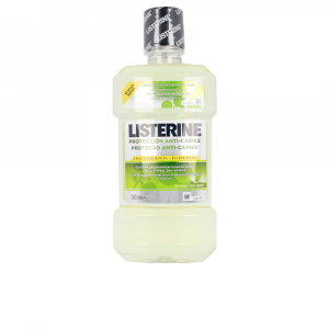Listerine Original Protección Anti-Caries Enjuague Té Verde 500ml