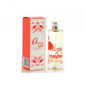 Mayfer Abrazos Eau De Toilette Spray 100ml