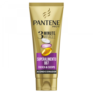 Pantene 3 Minutos Miracle Bb7 Acondicionador 200ml