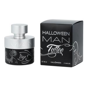 Jesus Del Pozo Halloween Tatto Eau De Toilette Man 50ml Spray
