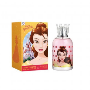 Disney Princess Belle Eau De Toilette Spray 100ml