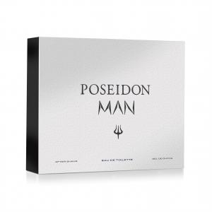 Instituto Español Est Poseidon Man 150v Masaje 150 Gel 150