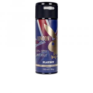 Playboy London Desodorante Spray 150ml