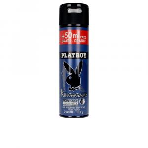 Playboy King Of The Game Desodorante Spray 150ml