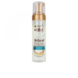 Delial Natural Bronzer Mousse Autobronceadora 200ml
