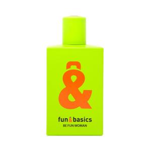 Fun and Basics Fun and Basics Fun and Basics Dyal Be Fun Woman Eau De Toilette 100ml
