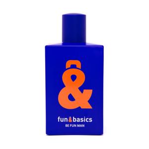 Fun and Basics Fun and Basics Fun and Basics Dyal Be Fun Man Eau De Toilette 100ml
