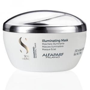 Alfaparf Milano Semi Di Lino Diamond Illuminating Mask 200ml