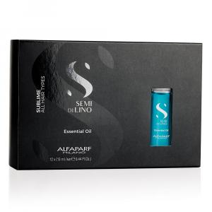 Alfaparf Milano Semi Di Lino Sublime Essential Oil 12x 13ml