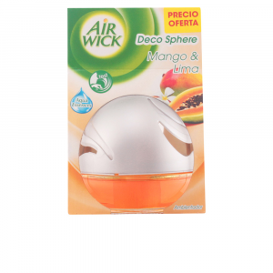 Air-Wick Deco Sphere Ambientador Mango y Lima 75ml
