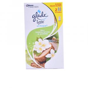 Glade Un Toque Ambientador Recambio Bali y Jasmine 2 Piezas