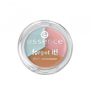 Essence Forget It! 3 In 1 Concealer Cream 3,5g
