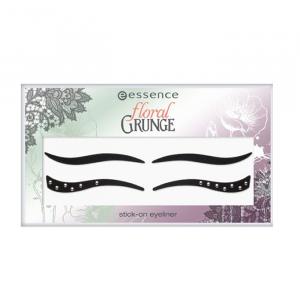 Essence Floral Grunge Eyeliner Stickers Tone 01
