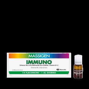 Massigen Immuno Difesa Dell'organismo: Integratore Tonico