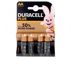 Duracell Plus Power Lr06 Pilas Pack X 4 Uds