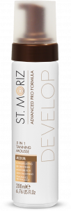 St. Moriz Advanced Pro Formula 5in1 Tanning Mousse Medium 200ml