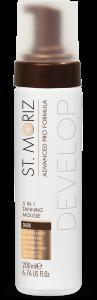 St. Moriz Advanced Pro Formula 5in1 Tanning Mousse Dark 200ml