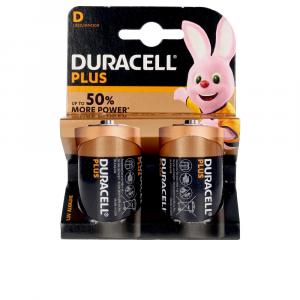 Duracell Plus Power Lr20-Mn1300 Pilas Pack X 2 Uds